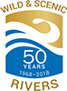 Wild & Scenic Rivers System 50 Logo