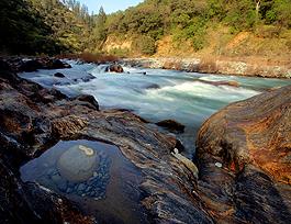 American River (North Fork), California