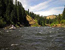 Wallowa River, Oregon